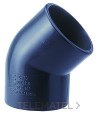 ADEQUA 1000007 PVC.PRES.CODO 25.45