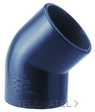 ADEQUA 1001273 PVC.PRES.CODO 63.45