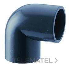 ADEQUA 1000011 PVC.PRES.CODO H63.90