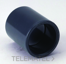 ADEQUA 1000012 PVC.PRES.MANGUITO H-H 20