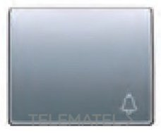 BJC 22716-AF Tecla pulsador timbre 22716-AF serie Mega en aluminio fusión