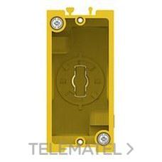 BTICINO 510LN Caja de empotrar para albañilería Livinglight 1 módulo