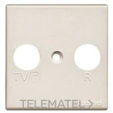 BTICINO A5164/2 Frontal TV/FM-SAT con 2 módulos