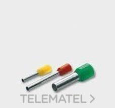 CEMBRE PKE1012 Puntera PKE preaislado 10 12,0mm marrón