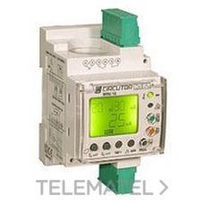 CIRCUTOR P14035. Relé diferencial WRU-10 con transformador