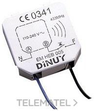 DINUY EM HEB 004 Emisor extra timbre 8-12V
