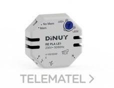 DINUY RE PLA LE1 Regulador lámparas led 230V/12V