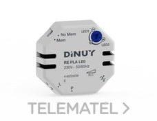 DINUY RE PLA LE0 Regulador para lámparas led 2 hilos