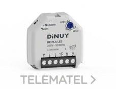 DINUY RE PLA LE3 Regulador para lámparas leds con bornas
