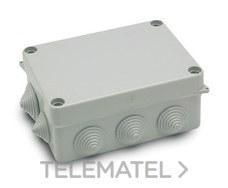 FAMATEL 3012 Caja derivación estanca 153x110 PG.16-21 tornillo