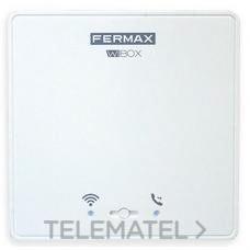 FERMAX 3266 Dispositivo Wi-BOX tecnología VDS para desvío llamada Wifi VDS de la vivienda al móvil