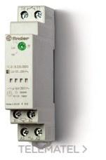FINDER 113182300000 Interruptor crepuscular modular SERIE 11, ancho 17,5mm, 1 contacto conmutado 16A, 110/230V