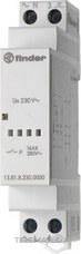 FINDER 138182300000 Telerruptor electrónico modular SERIE 13, montaje carril 35mm, ancho 17,5mm, 1 contacto, 23