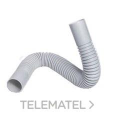 GAESTOPAS 233.2500.0 Manguito flexible tubo-tubo PVC M25 IP64 gris