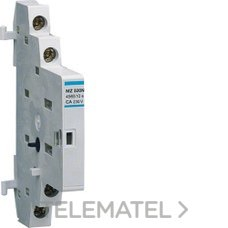 HAGER MZ520N Contacto auxiliar 20A 1NA+1NC 400V