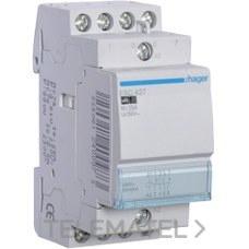 HAGER ESC427 Contactor 25A 2NA+2NC 230V
