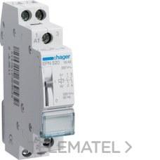 HAGER EPN520 Telerruptor 230V 16A 2NA