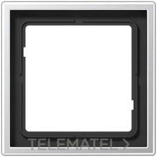 JUNG AL2981 Marco 1 elemento aluminio