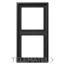 JUNG AL2982AN Marco montaje horizontal vertical simple 81x152 antracita