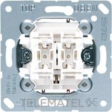 JUNG 509VU Mecanismo interruptor unipolar para persiana 10AX 250V