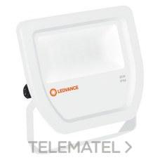 LEDVANCE 4058075097506 Proyector flood led 20W/4000K 2000lm blanco 30000h