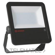 LEDVANCE 4058075097698 Proyector flood led 90W/6500K 10000lm 30000 h negro