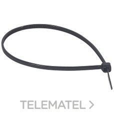 LEGRAND 031802 Collarín negro 2,4x180mm
