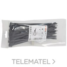 LEGRAND 031804 Collarín negro 3,5x180mm