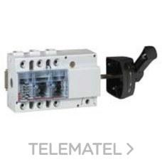 LEGRAND 022544 Interruptor seccionador 3P 125A mando lateral borna 70mm2