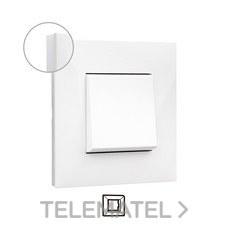 LEGRAND 741001 Placa VALENA NEXT con 1 elemento blanco