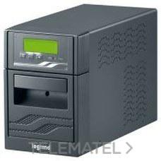 LEGRAND 310006 SAI NIKY S monofásico 1 kVA 6 IEC USB-RS232