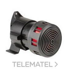 LEGRAND 041532 Sirena electromagnética IP30-IK10 12V acústico 98dB