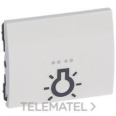 LEGRAND 771010 Tecla visor pictograma lámpara para invidentes blanco