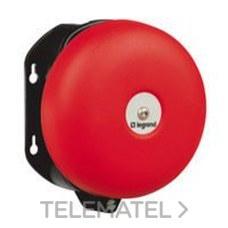 LEGRAND 041462 Timbre CL-II anticorrosión 24V diámetro 150mm