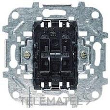 NIESSEN 8111 Interruptor doble Serie de lujo