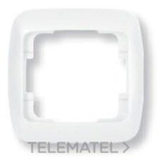 NIESSEN 8271.1 BA Marco de 1 elemento Arco color blanco alpino