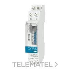ORBIS OB400132 Interruptor horario modular UNO D 230V