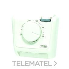 ORBIS OB320622 Termostato CLIMA MLW interruptor VERANO/INVIERNO