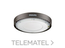 PHILIPS 33996299 Campana industrial BY020P LED100S/840 PSU WB gris