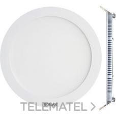 ROBLAN LEDPANEL18B Downlight LED 18W 6500K 1300lm 225x20mm blanco