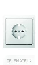 SCHNEIDER ELECTRIC MTN2400-0000 Base schuko conexión tornillo