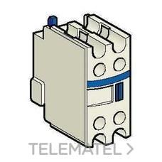 SCHNEIDER ELEC LADN02 Bloque contacto auxiliar 2 NC frontal