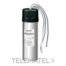 SCHNEIDER ELECTRIC BLRCH339A407B48 Condensador VARPLUSCAN 33,9kVAR 480V tamaño XC