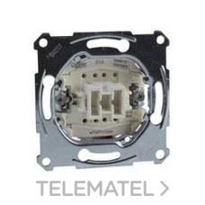 SCHNEIDER ELECTRIC MTN3111-0000 Interruptor 10A de la gama ELEGANCE con función 1P 1 vía metal plástico