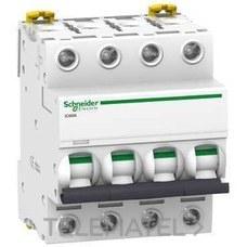 SCHNEIDER ELECTRIC A9F79416 Interruptor automático magnetotérmico iC60N 4P 16A curva-C
