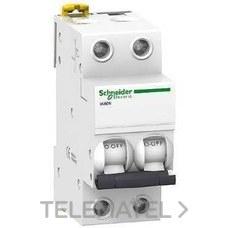 SCHNEIDER ELECTRIC A9K17216 Interruptor automático magnetotérmico iK60N 2P 16A curva-C