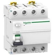 SCHNEIDER ELECTRIC A9R81440 Interruptor diferencial IDD 4P 40A 30mA clase-AC