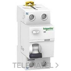 SCHNEIDER ELECTRIC A9R60240 Interruptor diferencial IID 2P 40A 30mA clase-AC residencial