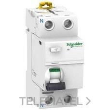 SCHNEIDER ELECTRIC A9R61240 Interruptor diferencial RCCB-IID 2P 40A 30mA clase-A-SI