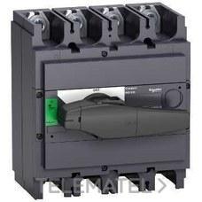 SCHNEIDER ELECTRIC 31111 Interruptor INTERPACT INS400 4P estándar